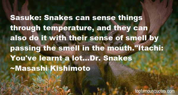 Quotes About Snakes