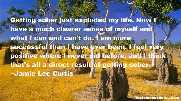 Quotes About Sober Life