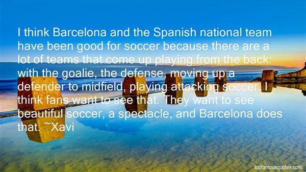 Quotes About Soccer Teams