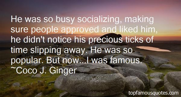 Quotes About Socializing