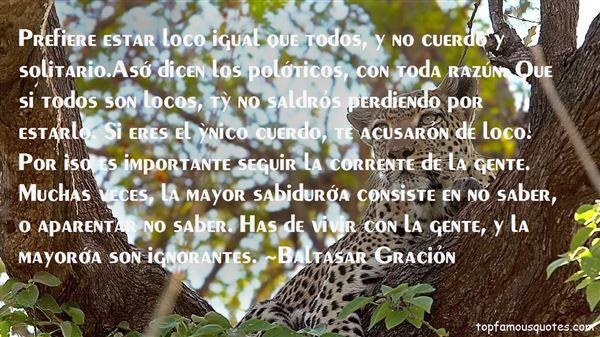 Quotes About Solitario