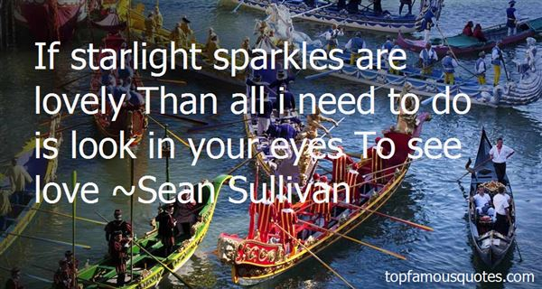Quotes About Sparkle In Your Eyes