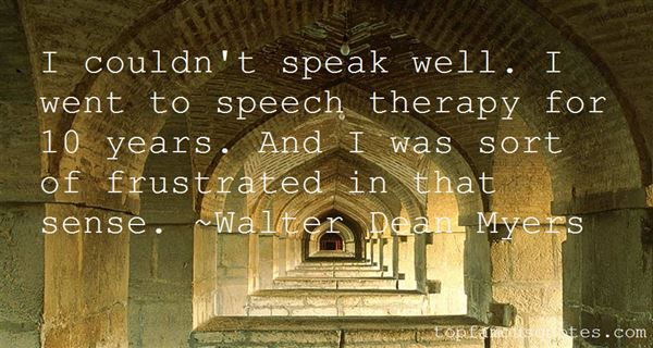 Quotes About Speech Therapy