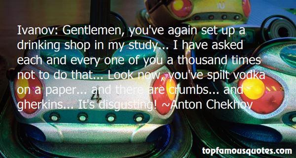Quotes About Spilt