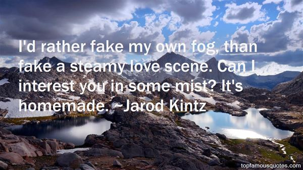 Quotes About Steamy Love