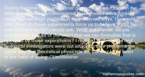 Quotes About Steiner