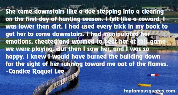 Quotes About Stepping Out