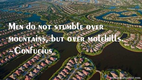 Quotes About Stumble