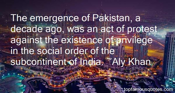 Quotes About Subcontinent
