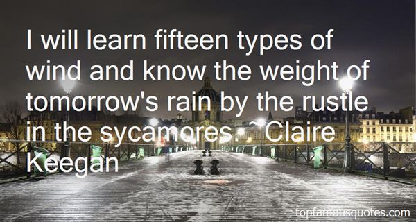 Quotes About Sycamore