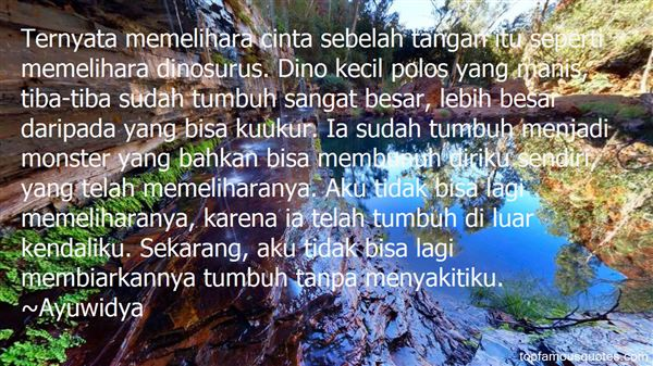 Quotes About Tangan
