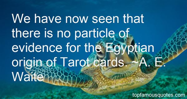 Quotes About Tarot Cards