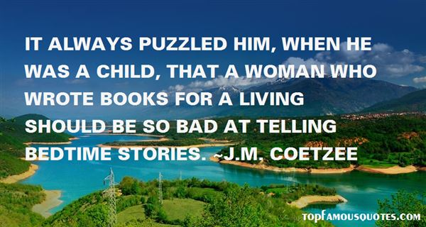 Quotes About Telling Stories