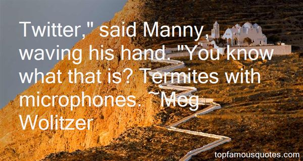 Quotes About Termites