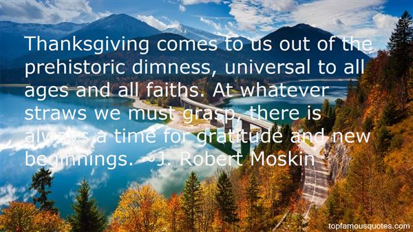 Quotes About Thanksgiving And Gratitude