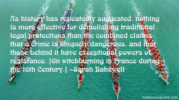 Quotes About The 16th Century