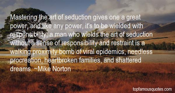Quotes About The Art Of Seduction