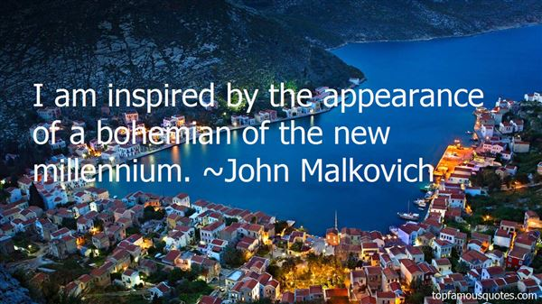 Quotes About The New Millennium