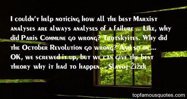 Quotes About The Paris Commune