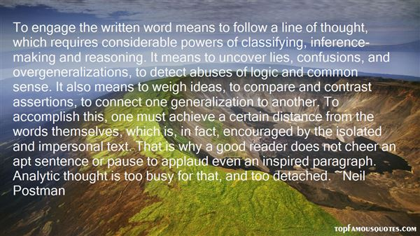 Quotes About The Powers Of Words