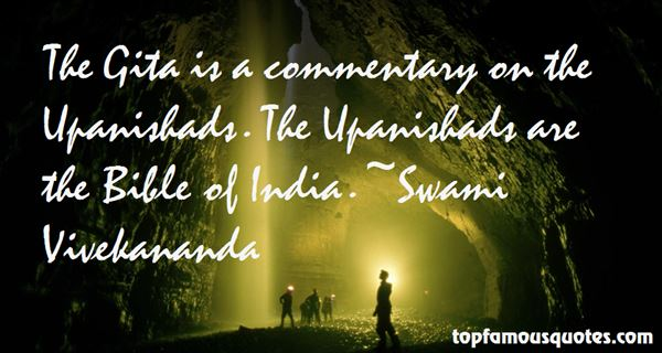 Quotes About The Upanishads