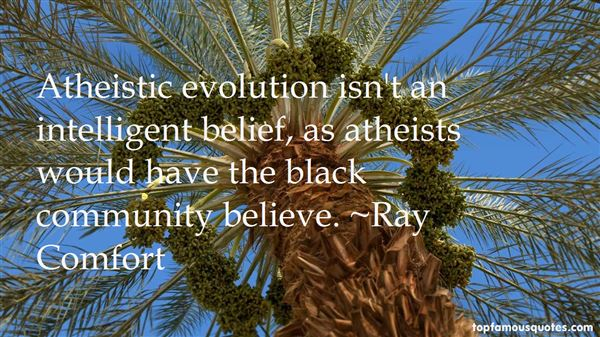Quotes About Theistic Evolution