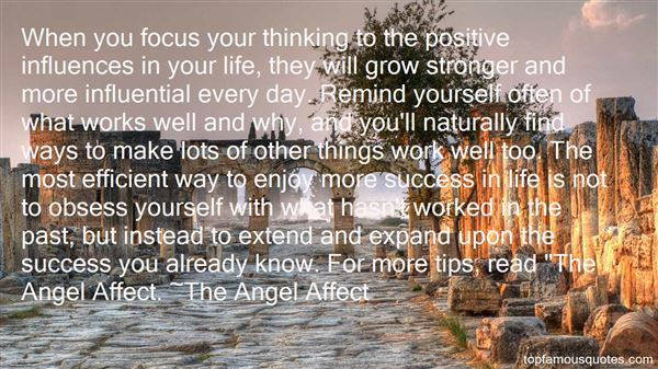 Quotes About Think Positive In Life