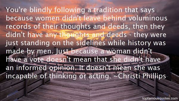 Quotes About Thoughts And Thinking