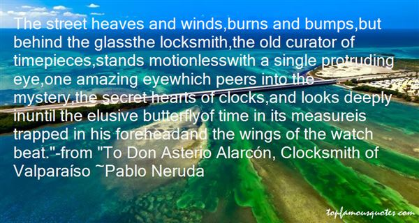 Quotes About Timepiece