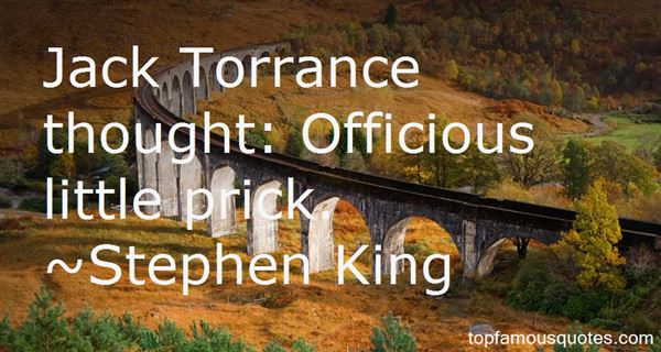 Quotes About Torrance