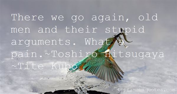 Quotes About Toshiro