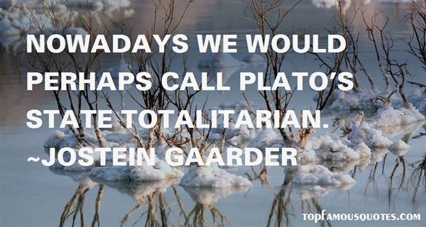Quotes About Totalitarian