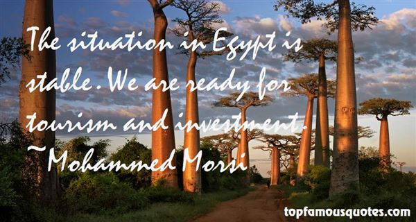 Quotes About Tourism