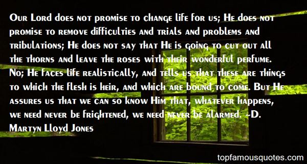 Quotes About Tribulations In Life