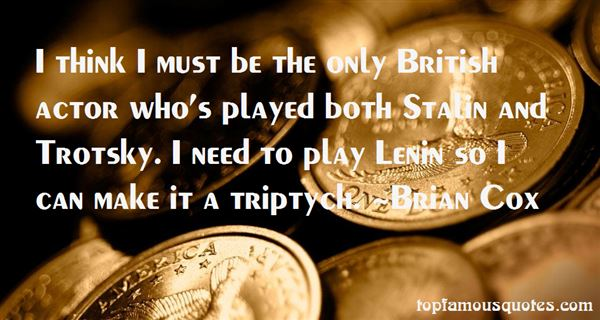 Quotes About Trotsky Lenin