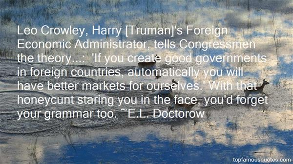 Quotes About Truman