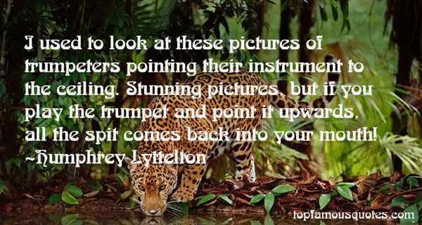 Quotes About Trumpeter