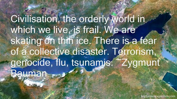 Quotes About Tsunami