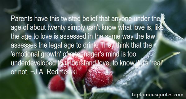 Quotes About Twisted Love