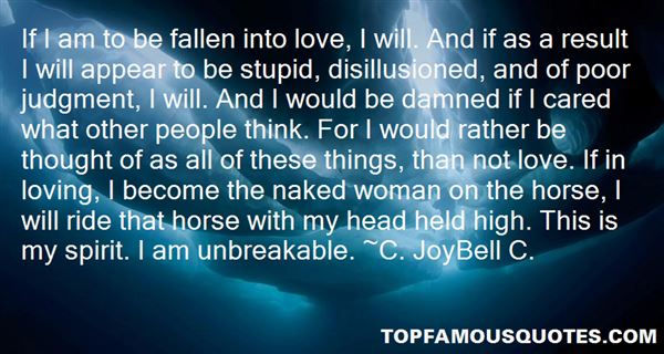Quotes About Unbreakable