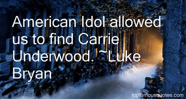 Quotes About Underwood