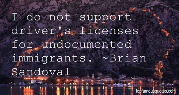 Quotes About Undocumented Immigrants