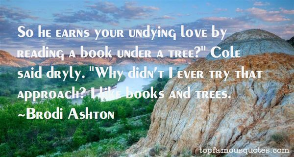 Quotes About Undying Love