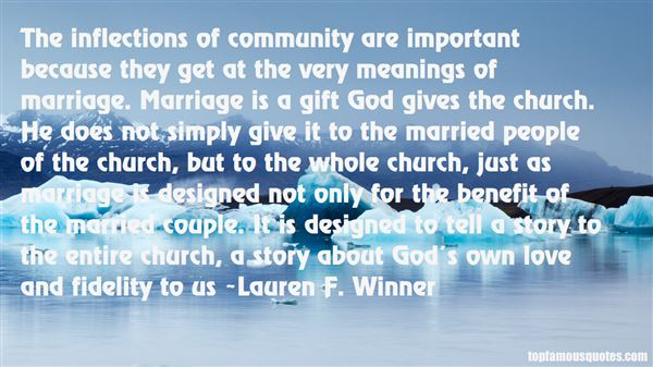 Quotes About Unity In Marriage