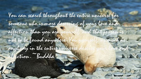 Quotes About Universe And Love