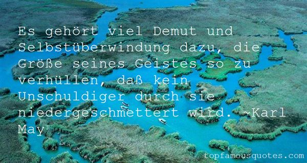 Quotes About Unschuld