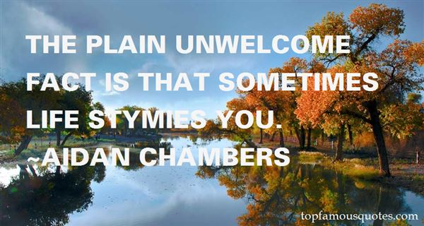 Quotes About Unwelcome