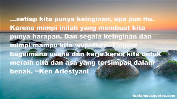 Quotes About Usaha