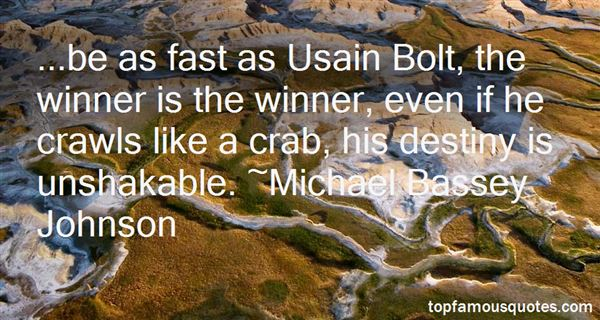 Quotes About Usain