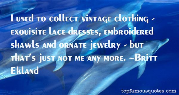 Quotes About Vintage Jewelry